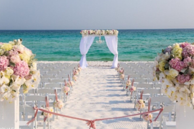 Destin Beach Wedding Packages Florida Beach Weddings